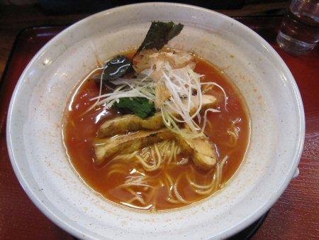 ソラトブ ドンブリ in 愛知-中華そば とまと(¥780)
