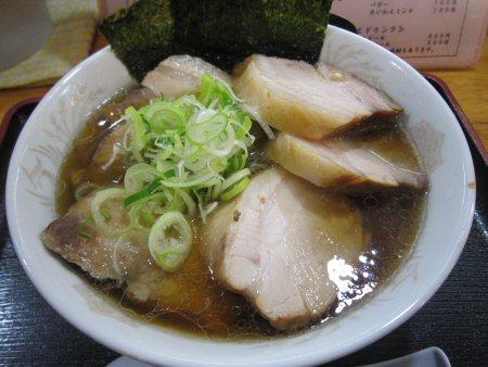 ソラトブ ドンブリ in 愛知-中華そば・チャーシュー(¥930)