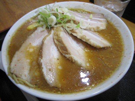 ソラトブ ドンブリ in 愛知-味噌ラーメン・チャーシュー(¥870)