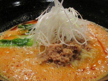 ソラトブ ドンブリ in 愛知-白髪葱、ミンチ