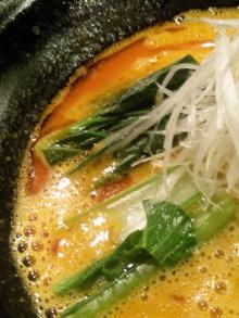 ソラトブ ドンブリ in 愛知-青梗菜