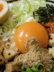 ソラトブ ドンブリ in 愛知-卵黄