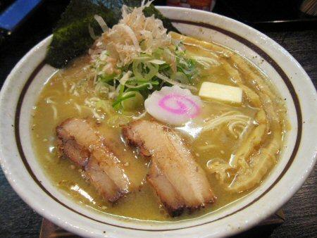 ソラトブ ドンブリ in 愛知-塩らーめん(¥750)
