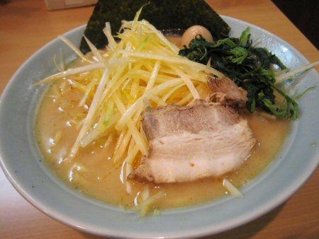 ソラトブ ドンブリ in 愛知-ねぎラーメン(¥750)