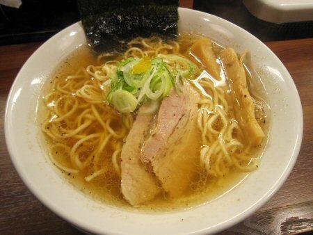 ソラトブ ドンブリ in 愛知-中華そば(¥700)