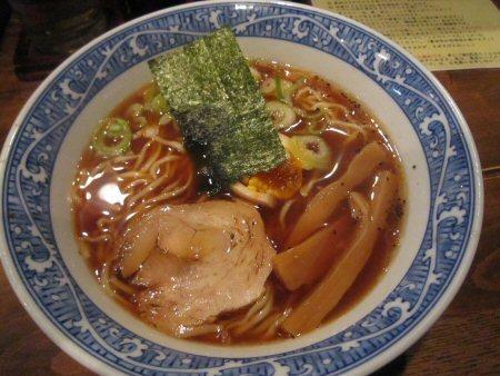 ソラトブ ドンブリ in 愛知-中華そば(¥650)