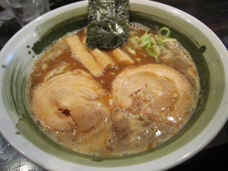 ソラトブ ドンブリ in 愛知-濃厚だしそば(¥750)
