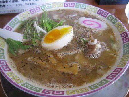 ソラトブ ドンブリ in 愛知-牛すじらーめん(¥700)