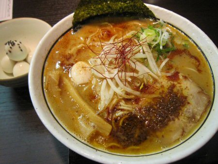 ソラトブ ドンブリ in 愛知-辛しび(¥800)+玉子(¥100)