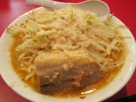 ソラトブ ドンブリ in 愛知-カラシビ味噌ジロー(¥880)