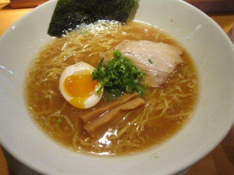 ソラトブ ドンブリ in 愛知-豚骨煮干 しょうゆ(¥700)