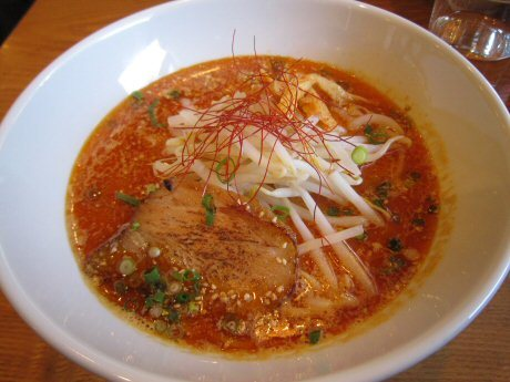 ソラトブ ドンブリ in 愛知-シビカラ味噌らぁ麺(¥800)