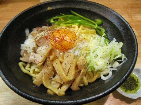 ソラトブ ドンブリ in 愛知-かまたままぜそば(¥800)