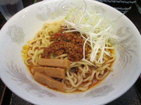 ソラトブ ドンブリ in 愛知-汁なし担々まぜそば(¥750)