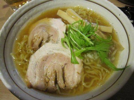 ソラトブ ドンブリ in 愛知-煮干し醤油ラーメン 強烈味(¥800)