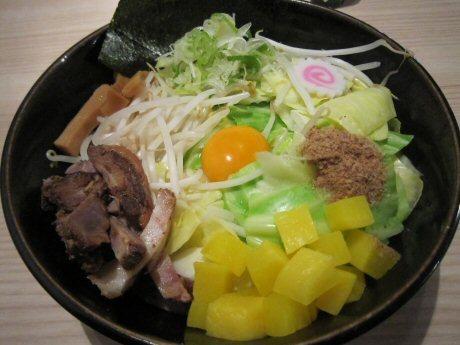 ソラトブ ドンブリ in 愛知-まぜそば(¥850)