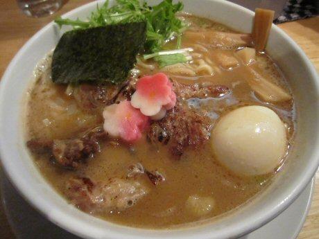 ソラトブ ドンブリ in 愛知-軟骨えびそば(¥980)