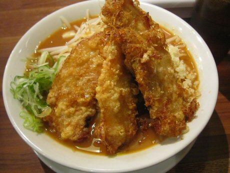 ソラトブ ドンブリ in 愛知-パーコー麺・味噌(¥840)