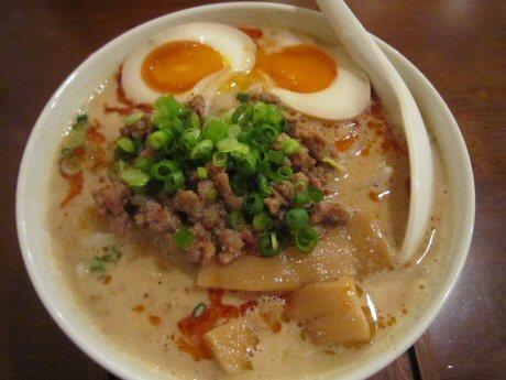 ソラトブ ドンブリ in 愛知-担々麺(¥850)