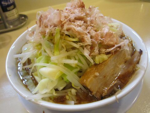 ソラトブ ドンブリ in 愛知-味噌ラーメン(¥700)