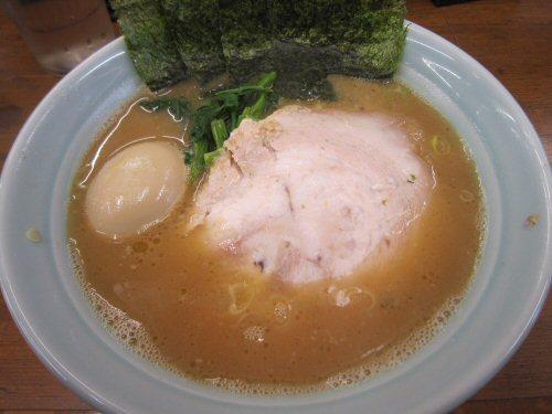 ソラトブ ドンブリ in 愛知-らーめん(¥600)+玉子(¥100)