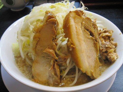 ソラトブ ドンブリ in 愛知-小盛(¥690)+野菜増し(¥100)