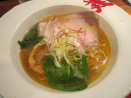 ソラトブ ドンブリ in 愛知-塩ラーメン(¥700)