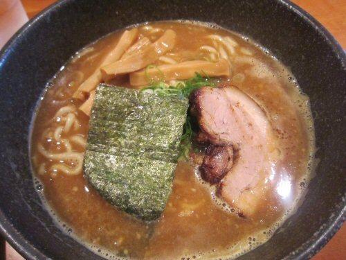 ソラトブ ドンブリ in 愛知-濃厚ラーメン・並(¥650)