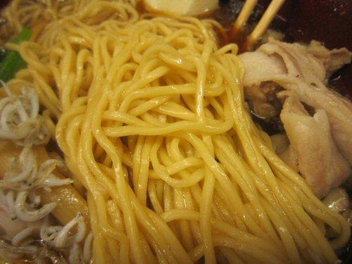 ソラトブ ドンブリ in 愛知-中細麺