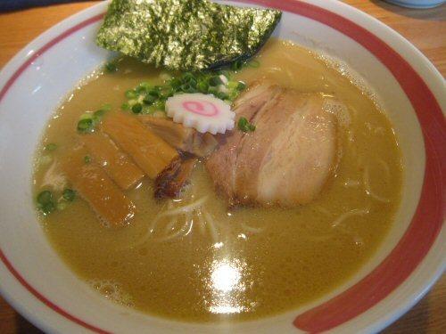 ソラトブ ドンブリ in 愛知-煮干しそば(¥500)