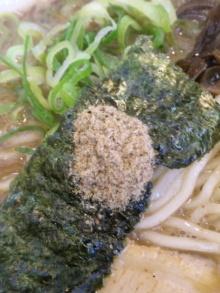 ソラトブ ドンブリ in 愛知-魚粉