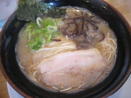 ソラトブ ドンブリ in 愛知-博多ラーメン(¥620)