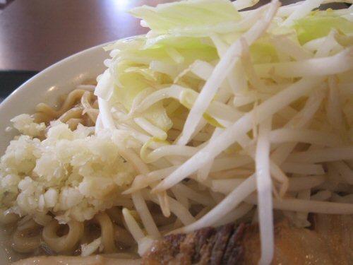 ソラトブ ドンブリ in 愛知-野菜、にんにく