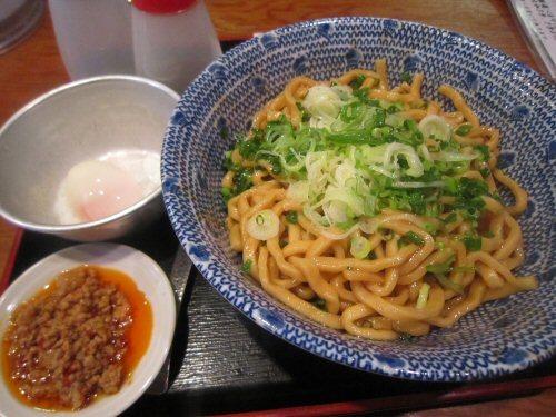 ソラトブ ドンブリ in 愛知-まぜそば・並(¥750)