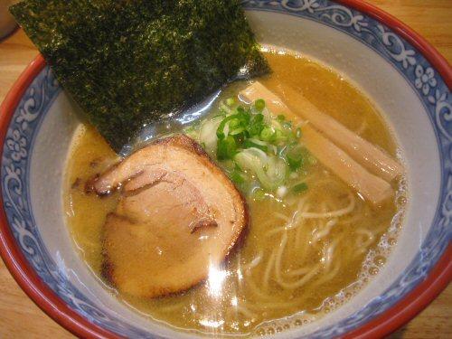 ソラトブ ドンブリ in 愛知-和風豚骨ラーメン(¥680)