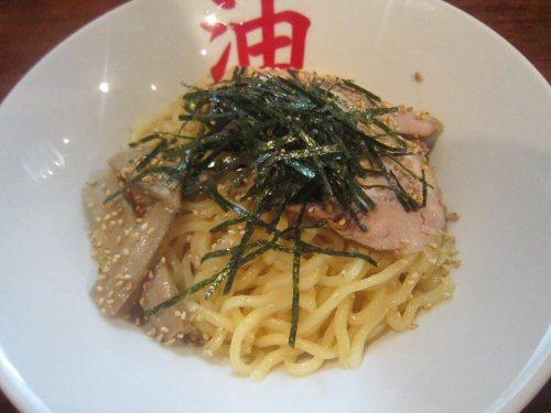 ソラトブ ドンブリ in 愛知-油そば(¥600)