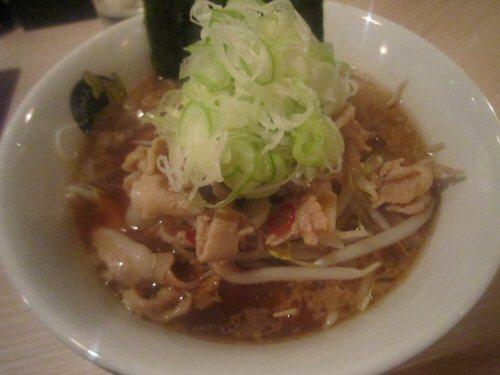 ソラトブ ドンブリ in 愛知-肉そば(¥680)