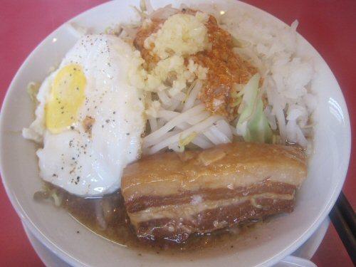 ソラトブ ドンブリ in 愛知-豚マッチョ(¥790)