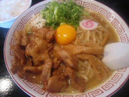 ソラトブ ドンブリ in 愛知-肉玉そば(¥700)