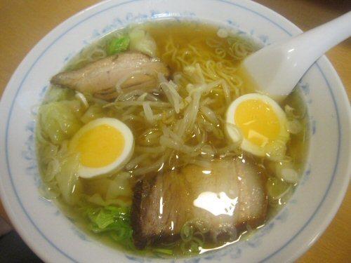 ソラトブ ドンブリ in 愛知-ワンタンメン(¥650)