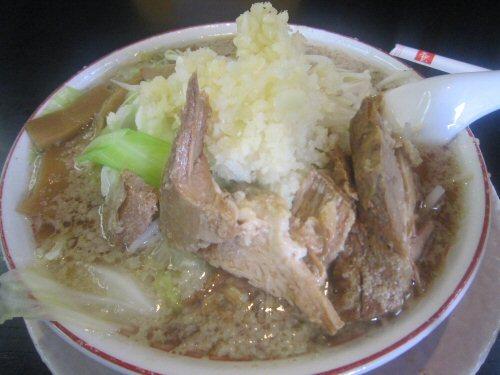 ソラトブ ドンブリ in 愛知-末広風二郎ラーメン(¥750)