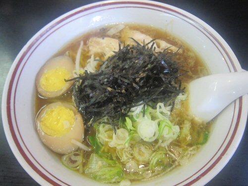 ソラトブ ドンブリ in 愛知-末広屋台麺(¥680)