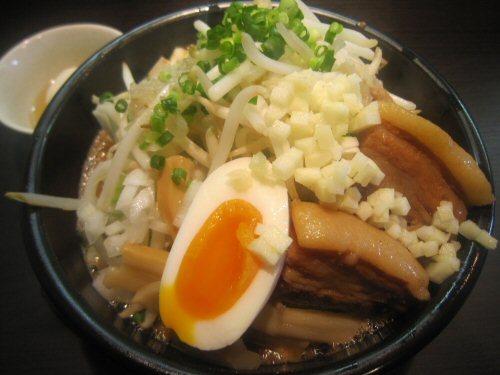 ソラトブ ドンブリ in 愛知-豚煮込み汁有り・並盛り(¥850)