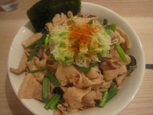 ソラトブ ドンブリ in 愛知-肉そば でら辛(¥680)+肉増し×2(¥300)