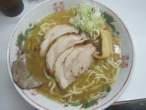 ソラトブ ドンブリ in 愛知-ラーメン(¥720)