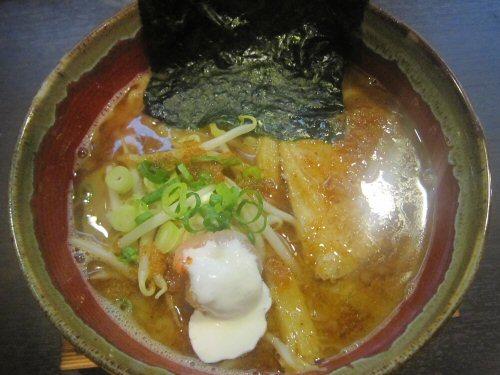 ソラトブ ドンブリ in 愛知-海老味噌ラーメン(¥800)