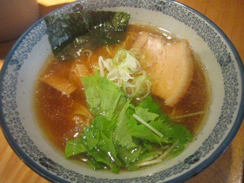 ソラトブ ドンブリ in 愛知-今昔支那そば・醤油(¥700)