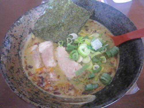 ソラトブ ドンブリ in 愛知-辛いラーメン・こってり(¥650)