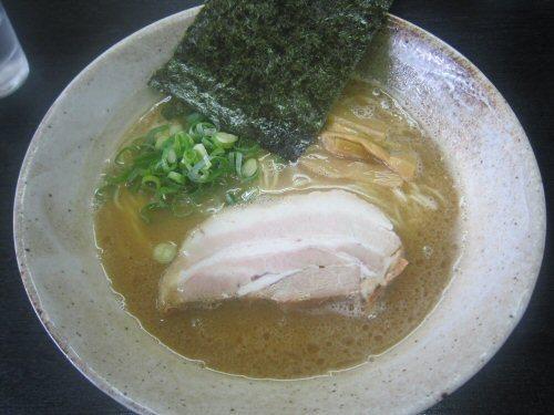 ソラトブ ドンブリ in 愛知-醤油らあめん(¥650)