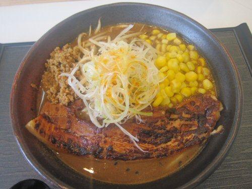 ソラトブ ドンブリ in 愛知-味噌らーめん(¥700)+チャーシュー(¥200)